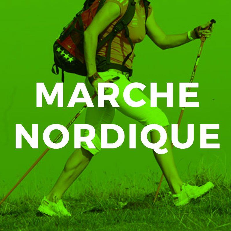 marche nordique et conditionnement physique avec Espace Fitness