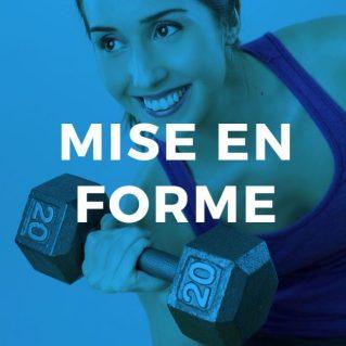 mise en forme et conditionnement physique Espace Fitness