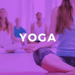 Yoga et conditionnement physique avec Espace Fitness