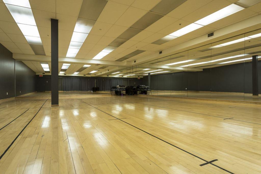Studio 1 du Centre récréatif de Repentigny