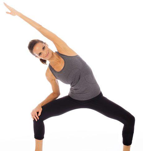 Pilates et Stretching Espace Fitness Repentigny
