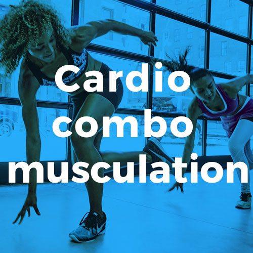 Cardio combo musculation Conditionnement physique avec Espace Fitness