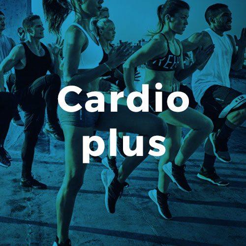 Cardio plus Conditionnement physique avec Espace Fitness