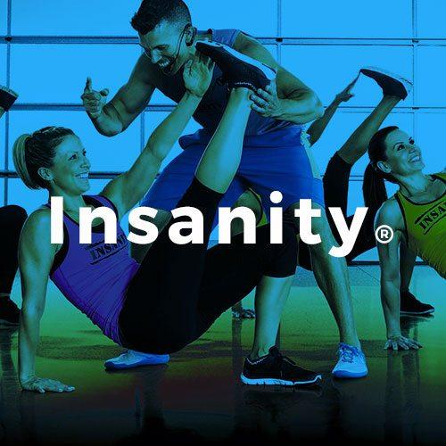 Insanity Conditionnement physique avec Espace Fitness