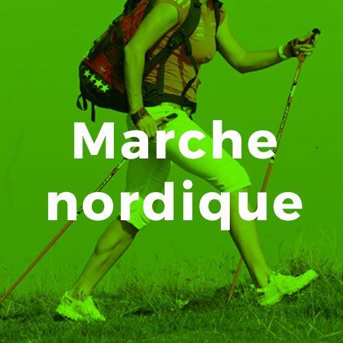 Marche nordique Espace Fitness