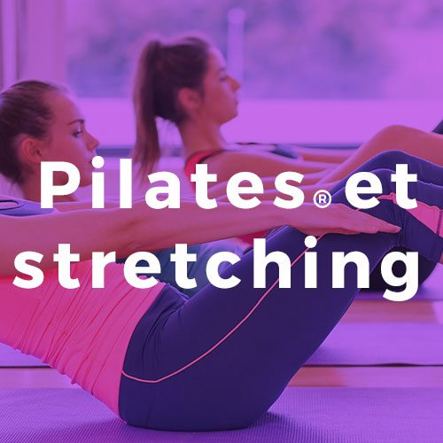 Pilates et Stretching Espace Fitness
