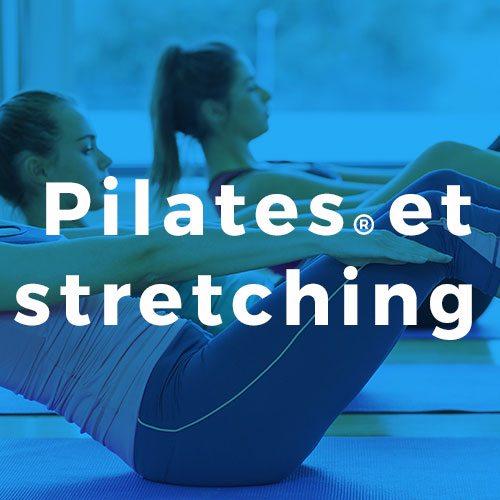 Pilates et Stretching Conditionnement physique avec Espace Fitness