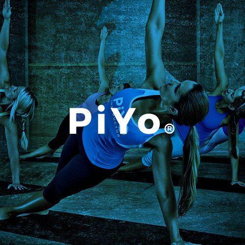 PiYo Conditionnement physique avec Espace Fitness