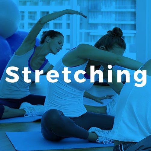 Stretching Conditionnement physique avec Espace Fitness