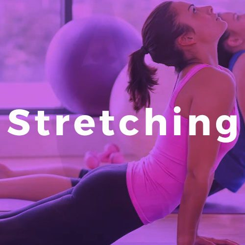 Stretching Espace Fitness