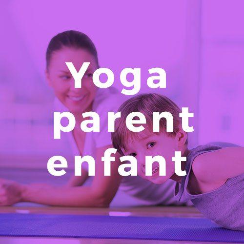 Yoga Parent enfant Espace Fitness