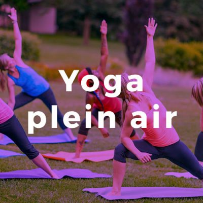 Yoga plein air à Repentigny