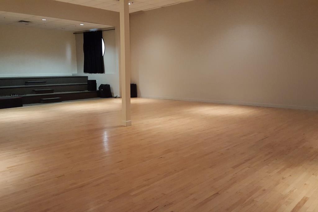Salle 1 du Centre récréatif de Repentigny