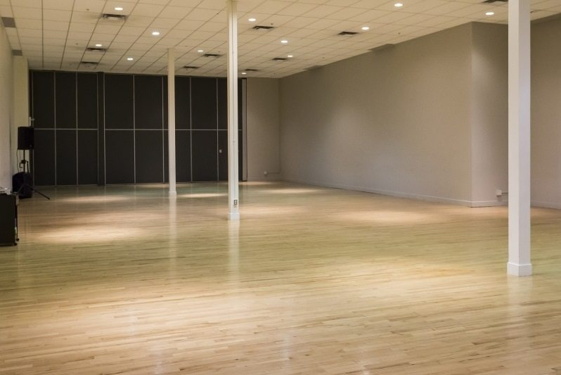 Salle 2 du Centre récréatif de Repentigny