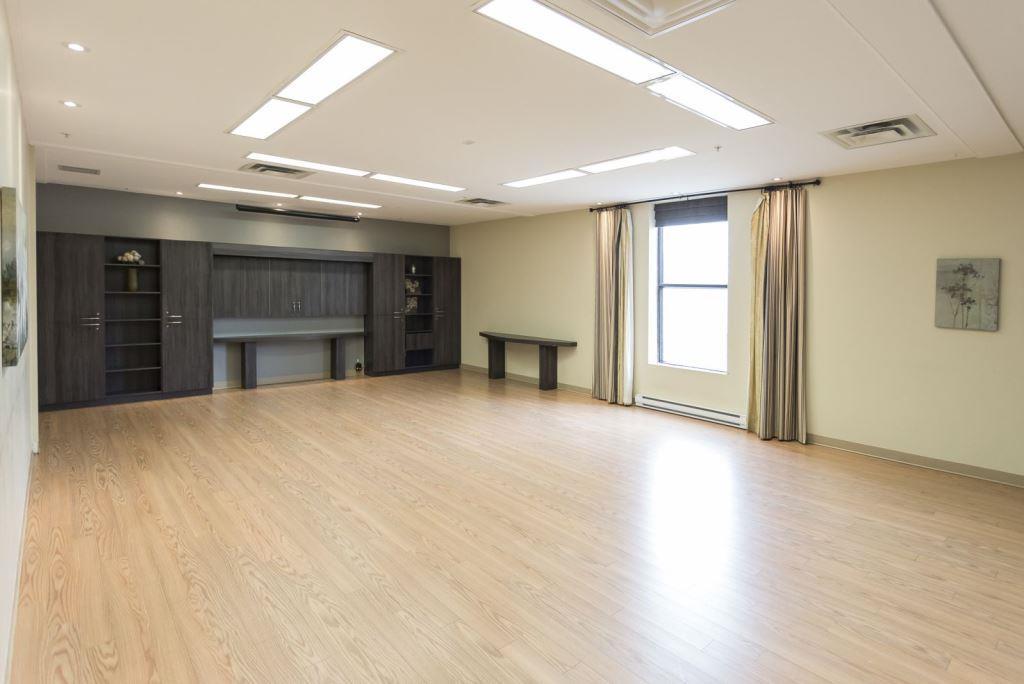 Salle mieux-être du Centre récréatif de Repentigny