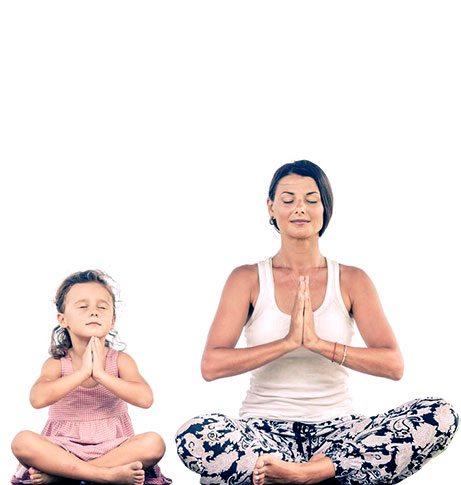 Yoga parent-enfant Espace Fitness