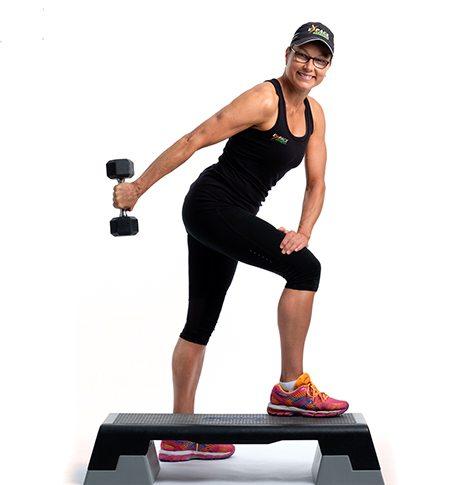 Step et tonus - Espace Fitness