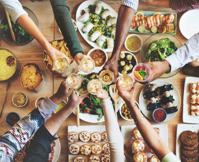 Survivre aux partys des fêtes