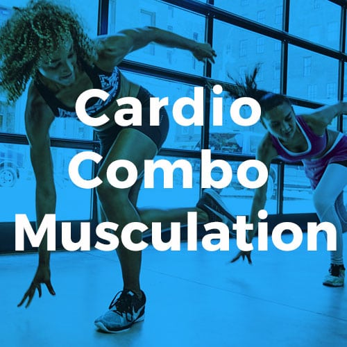 Cardio combo musculation