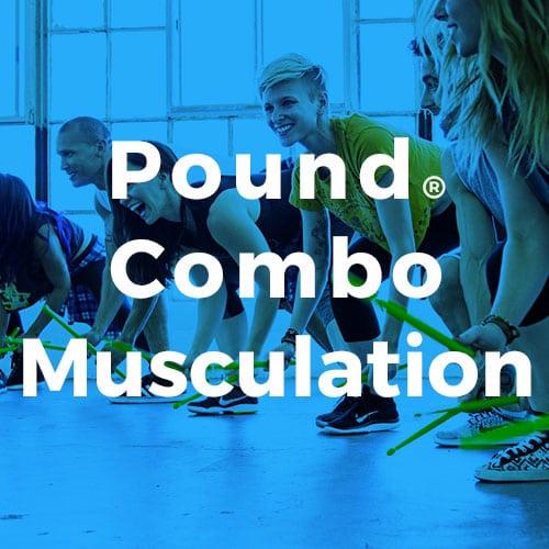 Pound combo musculation