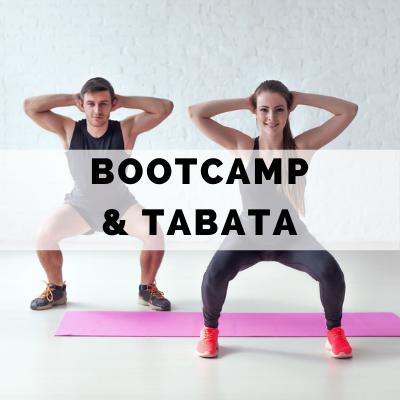 Bootcamp et Tabata