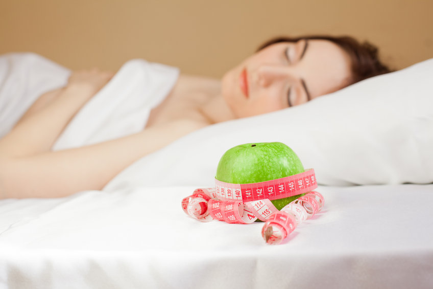 impact du sommeil sur la perte de poids